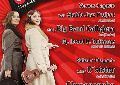 Cartel A Orillas del jazz 2013