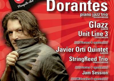 Cartel A Orillas del jazz 2014
